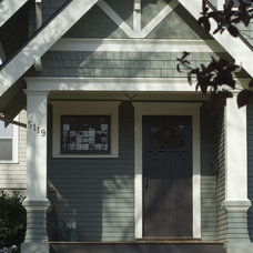 Traditional Exterior by Urban Arcadia Builders Inc