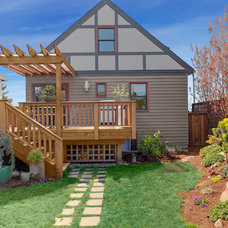 Traditional Exterior by SeattleHome.com