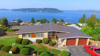 Seattle Metal Roof