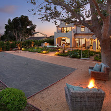 Beach Style Exterior by Patterson Custom Homes