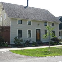Vt farmhouse restoration