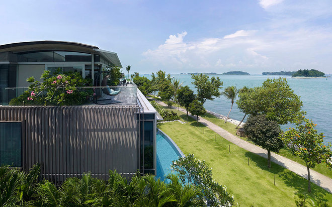 Façade by WOW Architects | Warner Wong Design