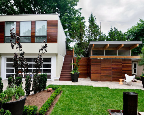 modern exterior renovation home design ideas pictures