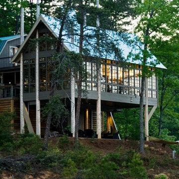 Seven Sticks Lakehouse
