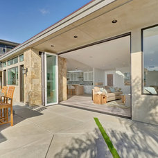 Contemporary Exterior by Brian Church Architecture