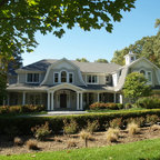 Sears Road Traditional Exterior Boston By Oak Hill