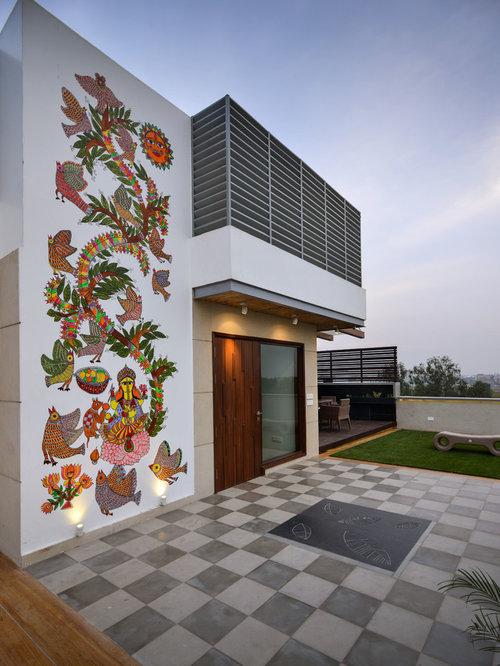 Photos DArchitecture Et Ides Dco De Faades De Maisons Asiatiques