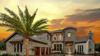 Sharp Design Studio - Venezia model - Homes by Westbay