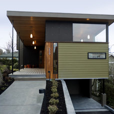 Modern Exterior by CAST architecture