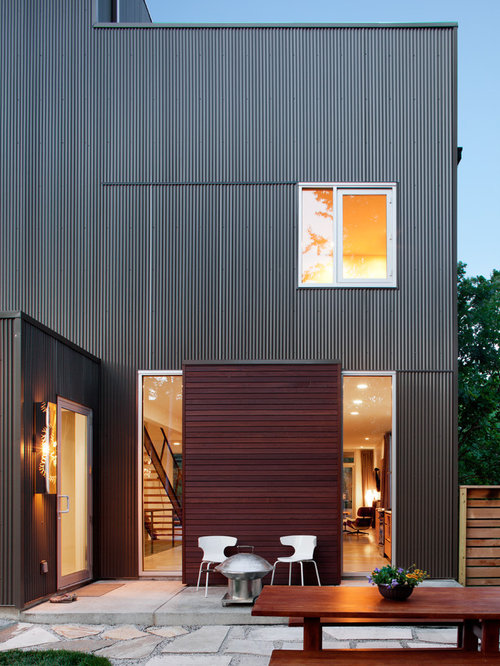 Metal Siding Ideas Pictures Remodel And Decor