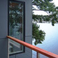 Modern Exterior by Spore Design