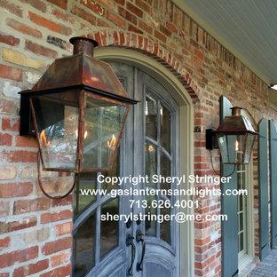 New Orleans Style Lanterns Houzz