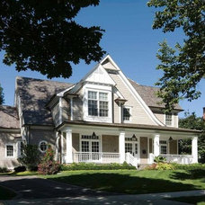 Traditional Exterior by Tiburon Homes LLC