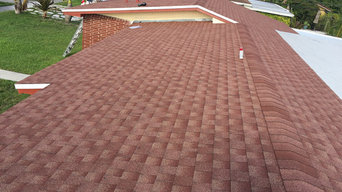 Shingle Reroof