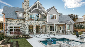 Shingle Style & Craftsman Blend