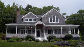 Shingle Style Cottage Custom  Design