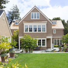 Traditional Exterior by Andrew Mann Architecture