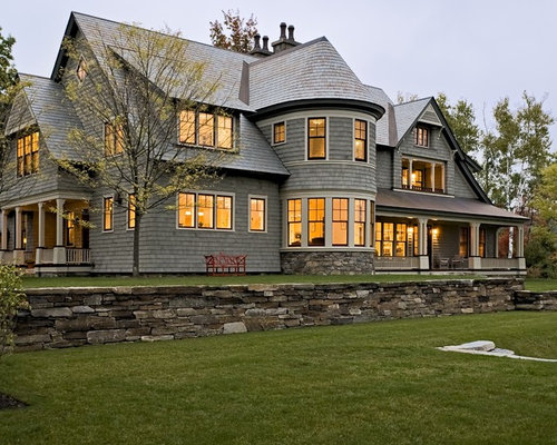 Shingle Style Home Houzz