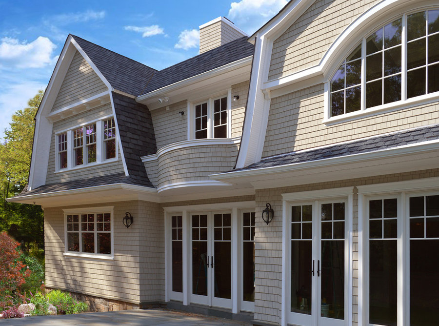Shingle Style Home in Saddle River, NJ