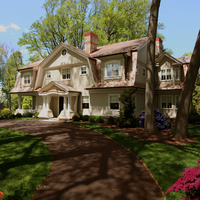 Private Shingle Style Residence in Haworth, NJ
