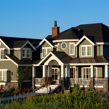 Shingle Style- In the Midwest