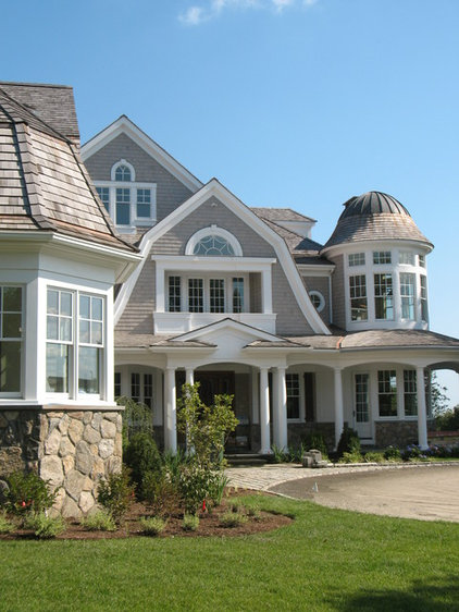 Traditional Exterior by JMKA | architects