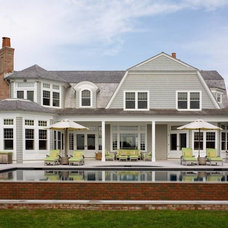 Beach Style Exterior by Austin Patterson Disston Architects