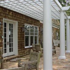 Traditional Exterior by CHEATHAM FLETCHER SCOTT ARCHITECTS