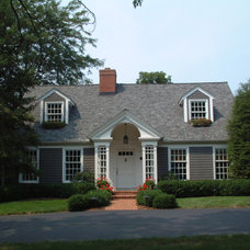 Traditional Exterior by Remington Architecture
