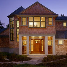 Transitional Exterior by Eric A Chase Architecture