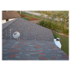 Traditional Exterior by Allied Roofing and Sheet Metal
