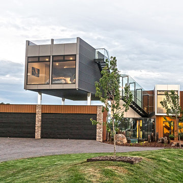Shipping Container Home - Kialla