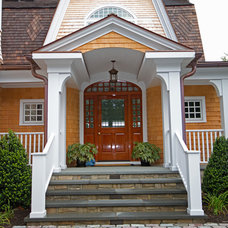 Traditional Exterior by SJMac Gregor Builders, LLC
