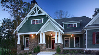 Shoal Creek Craftsman Exterior