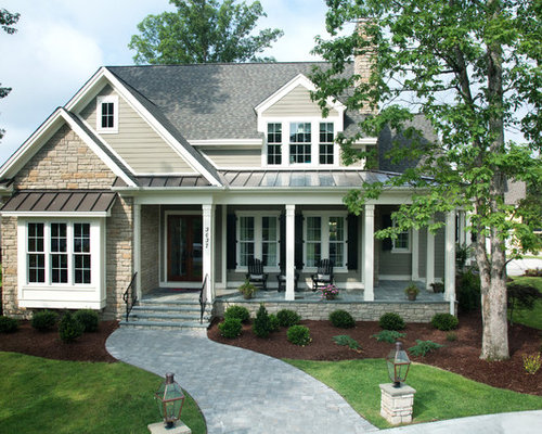 Traditional Shook Hill Home Design Ideas Photos