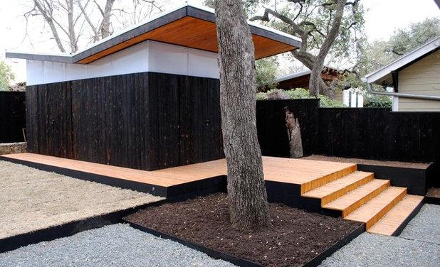 焼杉の魅力 世界に広がる日本の伝統的外壁材 Houzz