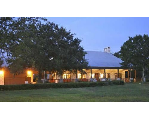 Texas Luxury Ranch Home Houzz - Luxury ranch home
