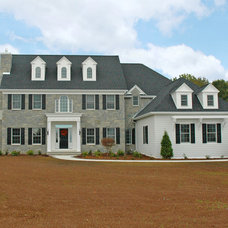 Traditional Exterior by Brown County Home Builders Association