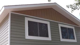 Siding and Windows