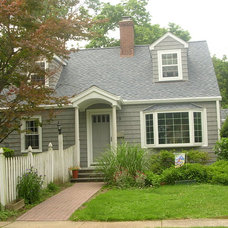 Traditional Exterior by Bartlett Brainard Products Co.