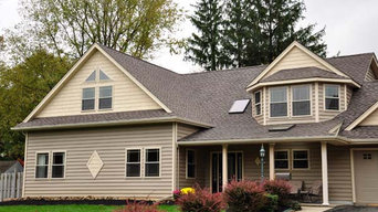 Siding: Before and After