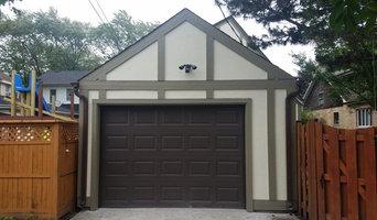 Siding Garage Installation