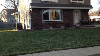siding repair and house paint