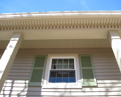 Beaded Soffit Houzz