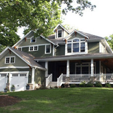 Traditional Exterior by Sparrow Exteriors, LLC