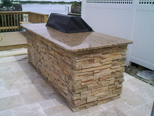 Exterior by Siena Marble & Tile