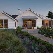 Farmhouse exteriors