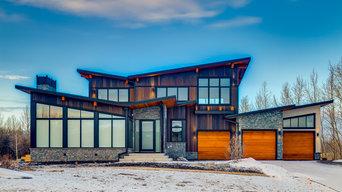Silverhorn Mountain Contemporary Exterior