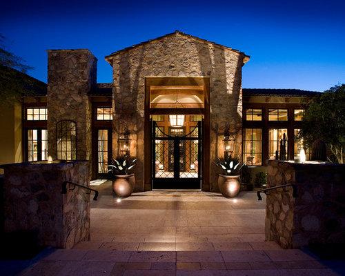 Silverleaf ranch hacienda for Casa tipo ranch