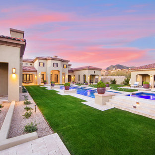 Silverleaf Upper Canyon Mediterranean Custom Home